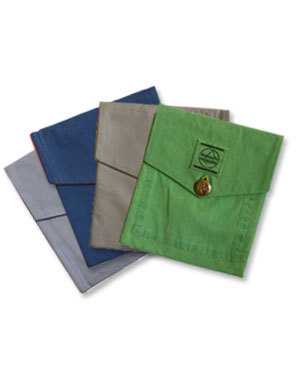 Bernie Madoff Cashmere iPad Covers