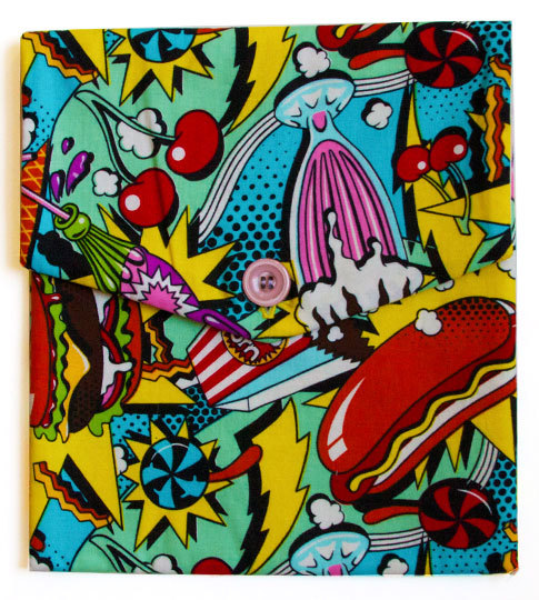 Pop Art iPad Cover