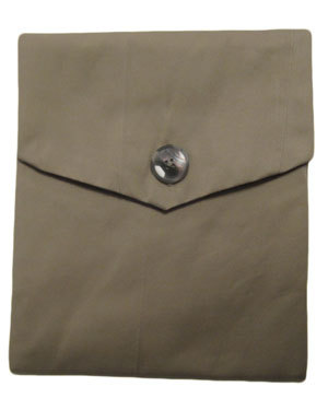 Bernie Madoff Banana Republic Khaki Pants iPad Cover