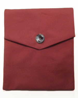 Bernie Madoff Polo by Ralph Lauren Nantucket Red Pants iPad Cover