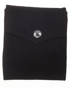 Bernie Madoff Prada Black Cashmere Sweater iPad Cover