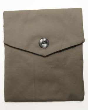 Bernie Madoff Banana Republic Khaki Pants iPad Cover with Madoff label