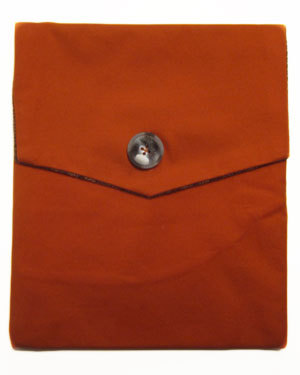 Bernie Madoff Lacoste Orange Pants iPad Cover