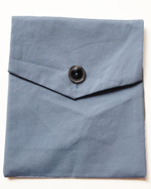 Bernie Madoff iPad Cover, Lacoste Powder Blue Pants