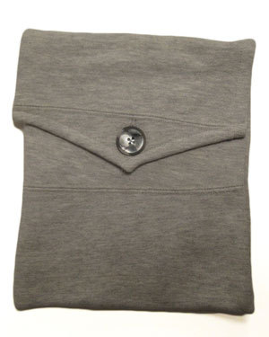 Bernie Madoff PENN Grey sweatshirt iPad Cover